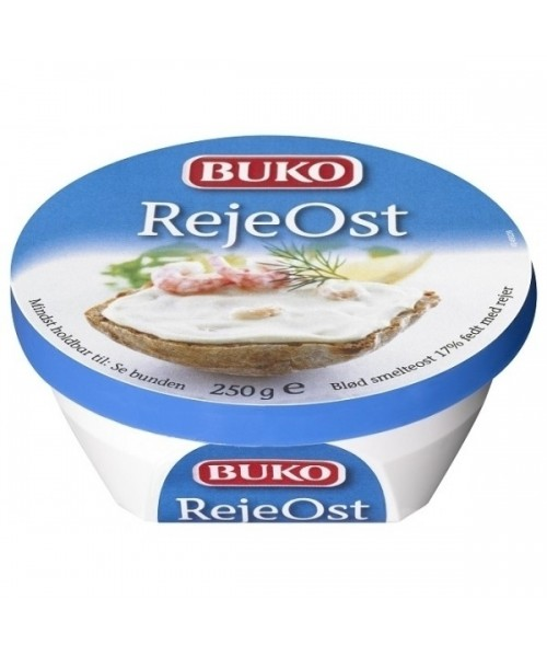 Rejer Ost (Cheese Spread with Prawns) - 250 g