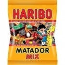 Haribo Matador Mix (Mixed Gummies and Liquorice) - 135 g  SPECIAL PRICE BB 31.12.18
