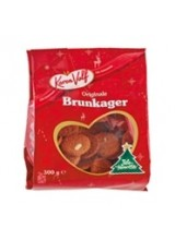 Brunkager (Danish Ginger Snaps) - 300 g