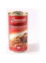 Hakkebøffer med løg I Brun Sauce (Cooked Steak with Onions in a Brown Sauce) - 555 g SPECIAL