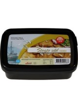 Stegte Marinerede Sild (Fried Marinated Herring Pieces)  - 1 kg