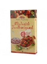 Økologisk Jordbærgrød (Organic Strawberry Porridge/Topping) - 500 g