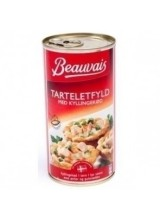 Tarteletfyld med Kyllingekød (Chicken Stuffing for Pastry Cases) - 550 g