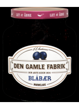 Den Gamle Fabrik Blueberry Jam 380 g ( Best Before 19 March 2019 )