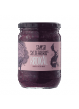 Samso Rødkål (Pickled Red Cabbage) - 550 g